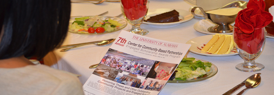 UA CELEBRATED 7TH ANNUAL ENGAGEMENT SCHOLARSHIP AWARDS LUNCHEON IN 2013.